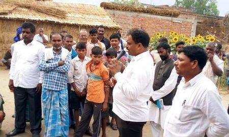 मोदी भक्ति में लगे अश्विनी चौबे बताएं कि उन्होंने बक्सर के लिए क्या किया : अनिल कुमार