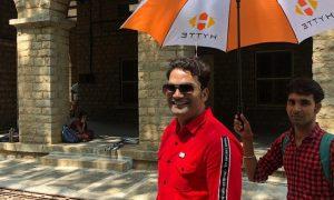 रजनीकांत और अमिताभ के साथ नजर आयेंगे अभिनेता शिव आर्यन
