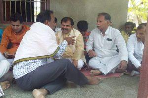 परशुराम जयंती के बहाने बिहटा में गरजे पाटलिपुत्र से सवर्ण मोर्चा के उम्मीदवार आर के शर्मा