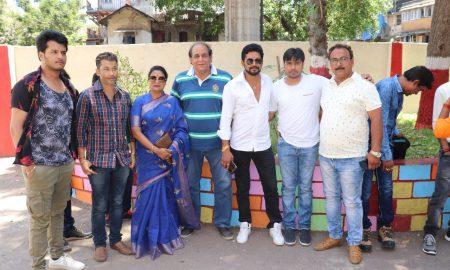 आज मुंबई में रिलीज हुई सुपर स्टार यश कुमार की फिल्म'बिटिया छठी माई के'