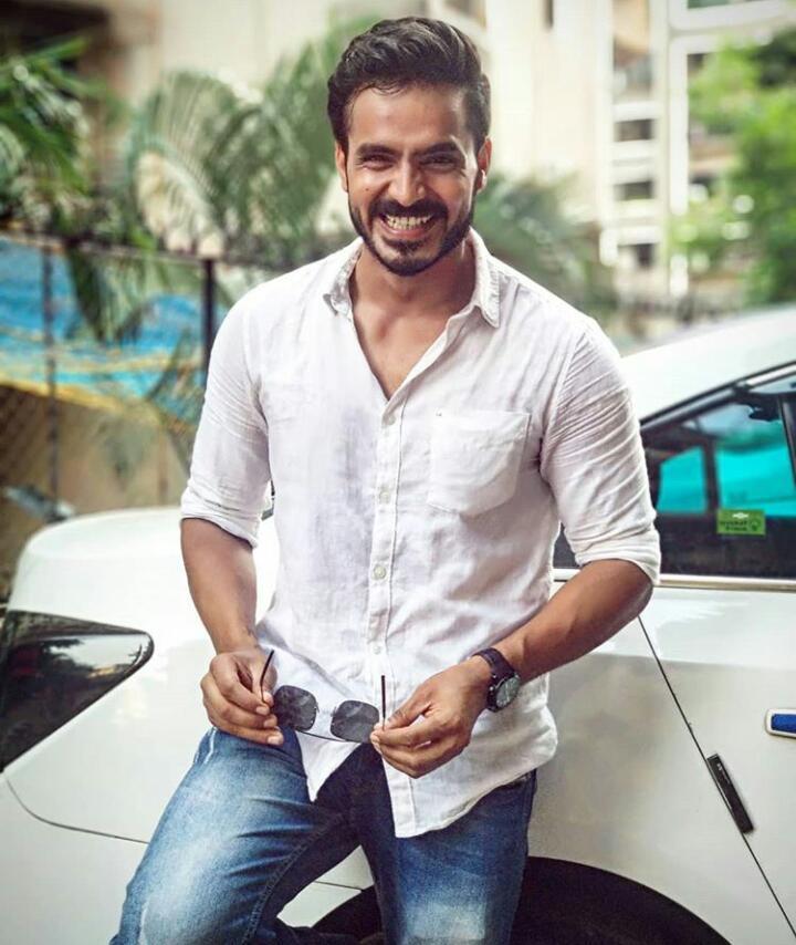 I'm okay doing bold scenes : Actor Upen Chauhan - BhojpuriMedia