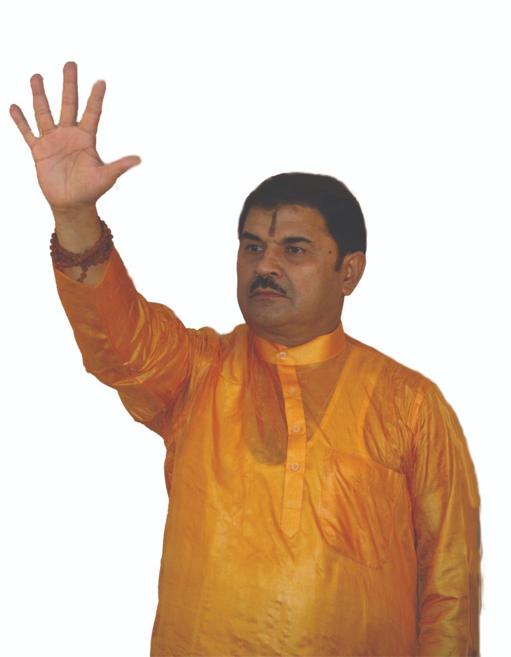 देश के पहले निर्दलीय उम्मीदवार बने आरके शर्मा जो अपने घोषणा पत्र पर लड़ रहे हैं पाटलिपुत्र लोकसभा क्षेत्र से चुनाव