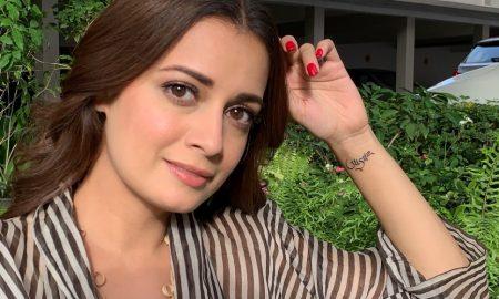 बॉलीवुड दीया मिर्जा ने फ्रीडम के महत्व दिखाने के लिए बनवाया टैटू 'आजाद'