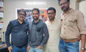 फिल्म'पटना से पाकिस्तान 2'के लिए प्रदीप कुमार शर्मा ने दिनेशलाल यादव निरहुआ को किया साइन