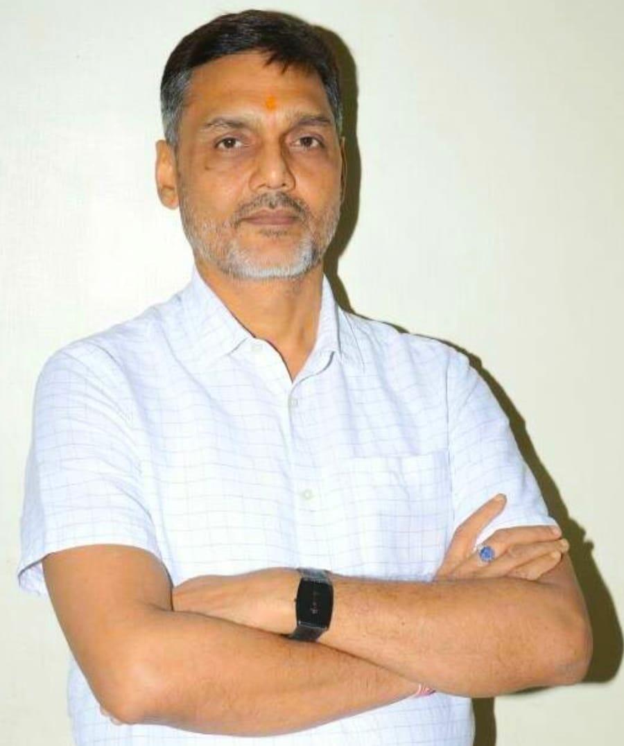 चर्चित शिक्षाविद विनोद कुमार सिंह बने अखिल भारतीय क्षत्रिय महासभा बिहार प्रदेश के उपाध्यक्ष