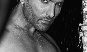 I feel acting is just about passion. : Shabbir Ali