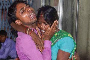मुज़फ्फरपुर में बच्चों की मरने की संख्या 200 से भी अधिक