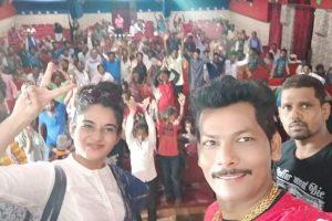 गोरखपुर में चला कृष्ण कुमार स्टारर फिल्म 'दिलवर' जादू