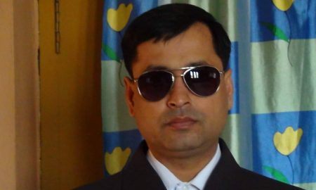 डॉ विजय राज सिंह