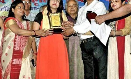 Narulas' & Co. की निदेशिका सुश्री शिखा नरूला, को Young Entrepreneur Award मिला