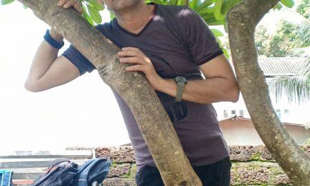 भोजपुरी खलनायक जय सिंह ने पत्रकारों और पी आर ओ से की प्रार्थना