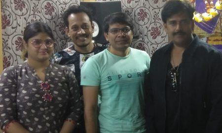 सांसद की जिम्मेदारियों और व्यस्तताओं के बावजूद रवि किशन ने फिल्म 'राधे' की डबिंग की