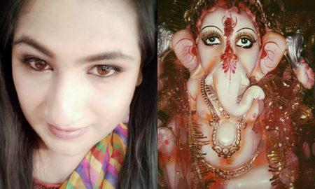 मुझे खुशी है कि पाकिस्तान में मेरा एक मुस्लिम दोस्त गणेश चतुर्थी मना रहा है : महिका शर्मा