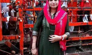 मेहंदीपुर बाला जी महाराज के दरबार में हाजिरी लगाई इला पांडेय ने