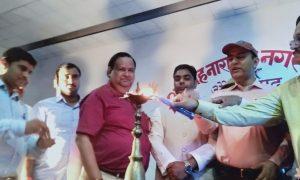 हरिहरगंज से पटना तक एनएच-139 को फोर लेन में तब्दील किया जायेगा :सुशील सिंह