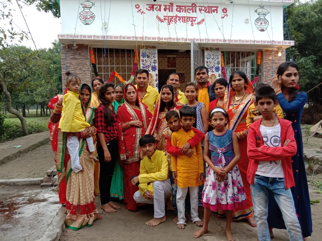 प्रेम सिंह पहुंचे अपने गांव, जोर शोर से किया गया भव्य स्वागत
