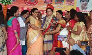 बिहार राज्य महिला आयोग की अध्यक्ष श्रीमति दिलमनी मिश्रा ने किया वार्षिकोत्सव समारोह का उद्धाटन