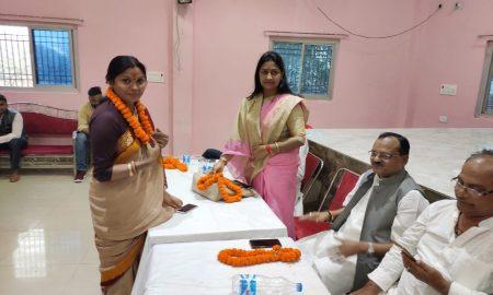 अखिल भारतीय क्षत्रिय महासभा मुजफ्फरपुर के महिला जिला अध्यक्ष बनी विनीता सिंह