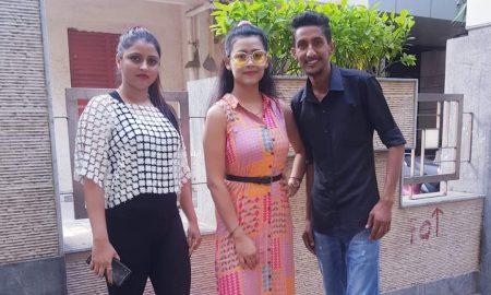 भोजपुरी फिल्म 'आंख मिचौली' आखिर त्रिशा खान के लिए क्यों है खास, जानियेभोजपुरी फिल्म 'आंख मिचौली' आखिर त्रिशा खान के लिए क्यों है खास, जानिये