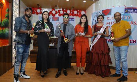 मिस्टर-मिस और मिसेज पटना 2019 का क्राउन लांच