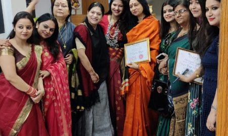 महिलाओं को सशक्त बनने की जररूत : इति प्रज्ञा सिंह