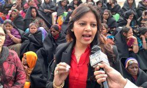 महिलाओं के सम्मान में रालोसपा है मैदान में :मधु मंजरी
