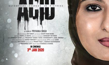 छपाक से अलग फिल्म है एसिड : प्रियंका सिंह