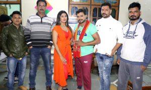 Tu Nikla Chhupa Rustam - Shooting