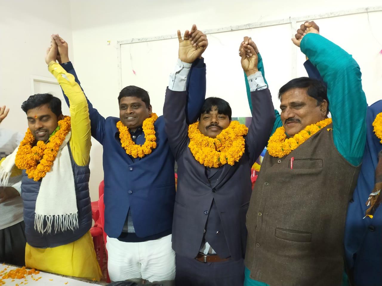 अखिल भारतवर्षीय चंद्रवंशी क्षत्रिय महासभा के प्रदेश महामंत्री बनें राजेश राज