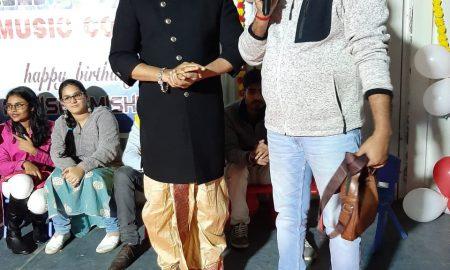 धूमधाम से मनाया परंपरा म्यूजिक कॉलेज 11 वां स्थापना दिवस