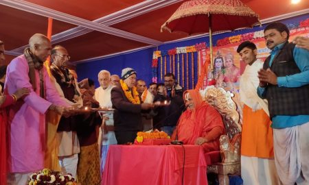 संबंध ही भगवत भक्ति का मूल है : रामभद्राचार्य जी महाराज