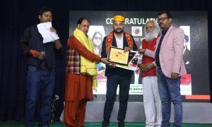 बिहार रत्न सम्मान' से सम्मानित हुये रवि कुमार