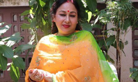 मिथुन चक्रवर्ती के साथ काम कर चुकी बंदनी मिश्रा भोजपुरी सक्रिय हैं !
