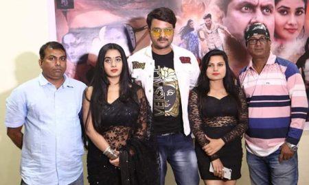 जौनपुर में शुरू हुई गौरव झा और ऋतु सिंह स्टारार भोजपुरी फिल्म 'वंश' की शूटिंग