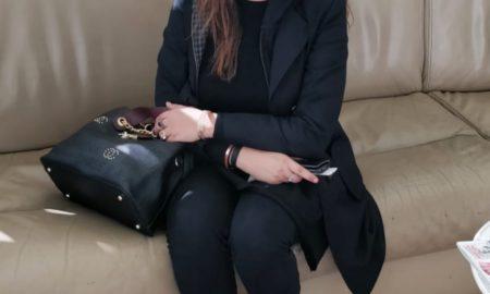 #सारण प्रमंडल में जन जागरूकता अभियान में जुटी फिल्म अभिनेत्री ख्याति सिंह.