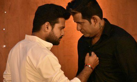 रितेश पांडेय और अभय तिवारी स्टारर फ़िल्म 'दिल तुझ पर क़ुर्बान' की शूटिंग पूरी