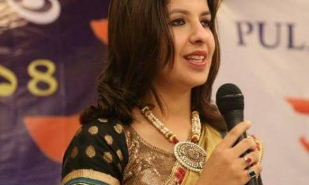 सोशल मीडिया के माध्यम से मदद की कोशिश में लगी भोजपुरी अभिनेत्री ख्याति सिंहसोशल मीडिया के माध्यम से मदद की कोशिश में लगी भोजपुरी अभिनेत्री ख्याति सिंह