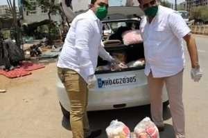 परदे के खलनायक करन पांडेय बने रीयल लाइफ में हीरो , कर रहे हैं रोजाना जरूरतमंदों की मदद