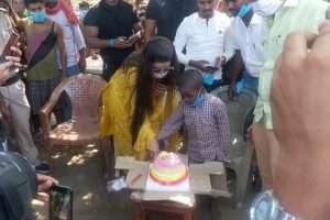 Bhojpuri Superstar Akshara Singh