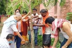 वृक्ष बिना मानव जीवन संभव नही : डॉ० गोपालजी त्रिवेदी