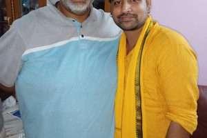 अभिनेता से नेता बनने की तैयारी में लगे राकेश मिश्रा ,जन अधिकार पार्टी से लड़ेंगे चुनाव