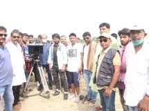 भोजपुरी फ़िल्म सईयाँ हमार थानेदार साहब की शूटिंग मुंगेर में हैं जारी