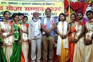 प्रगति आदर्श सेवा संस्थान के सचिव संजय कुमार बबलू को मिला कोरोना योद्धा सम्मान
