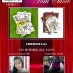 Thoughts In Ink के संवाद कार्यक्रम में प्रसिद्ध उपन्यासकार Shree Balendu Dwived