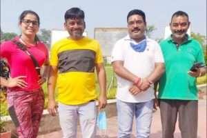 राहुल सिंह - जोया खान स्टारर रोमांटिक भोजपुरी फिल्म 'आंचल' की शूटिंग शुरू जमशेदपुर मे *