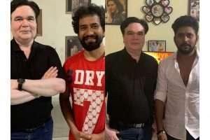 जुबली स्टार Dinesh Lal Yadav 'Nirahua ' और एक्शन स्टार Yash Kumar को दो दो फिल्मों के लिए Chandravarsha Entertainment ने किया अनुबंधित।