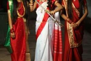 Maa Durga के Nau-Roop को पेश करेंगी Models