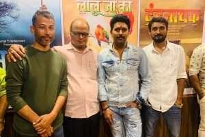 नवरात्रि पर यश कुमार एंटरटेनमेंट की तीन फिल्मों लालू जी की लव स्टोरी, दंडनायक, मृत्युदंड का हुआ मुहूर्त
