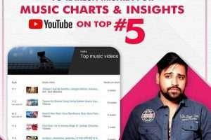 राकेश मिश्रा का गीत पूरे भारत के टॉप 5 सांग की लिस्ट में हुआ शामिल