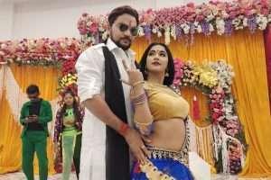 गुंजन सिंह का गाना 'नाच ए जान' की शूटिंग पूरी, कल होगी रिलीज